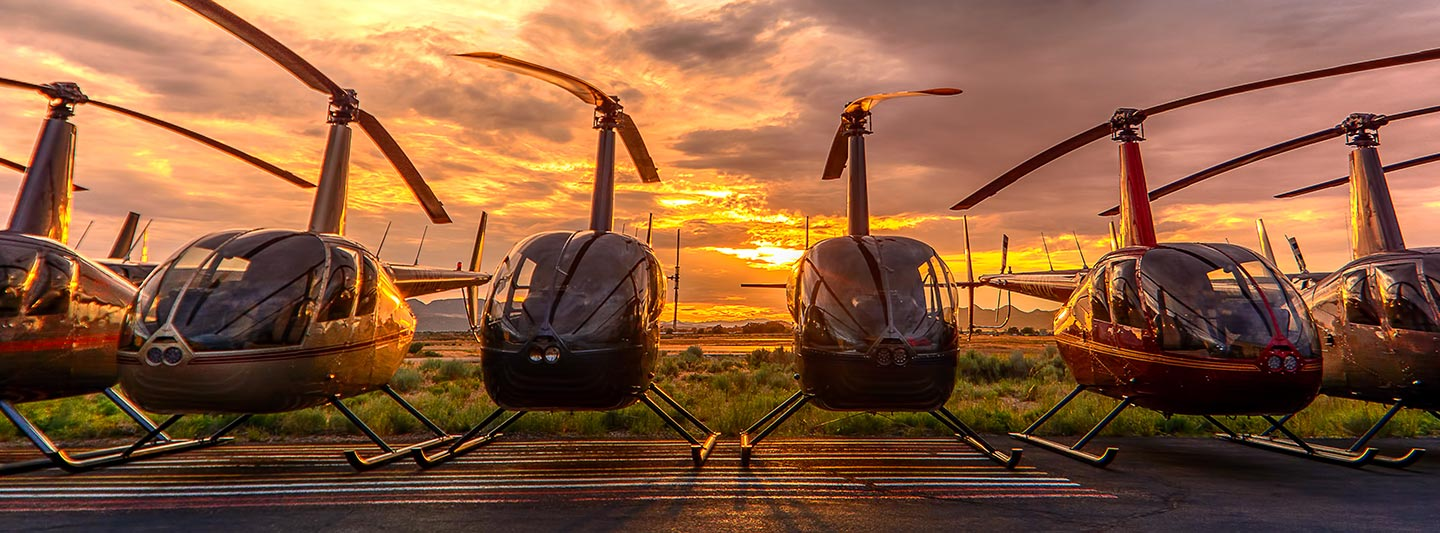 Sedona Helicopter Charters Aircraft